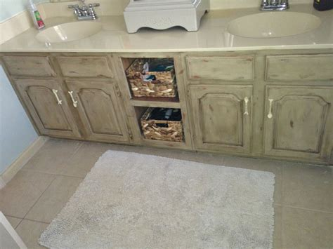 chalk paint kitchen cabinets country grey bathroom vanity makeover with sloan chalk paint
