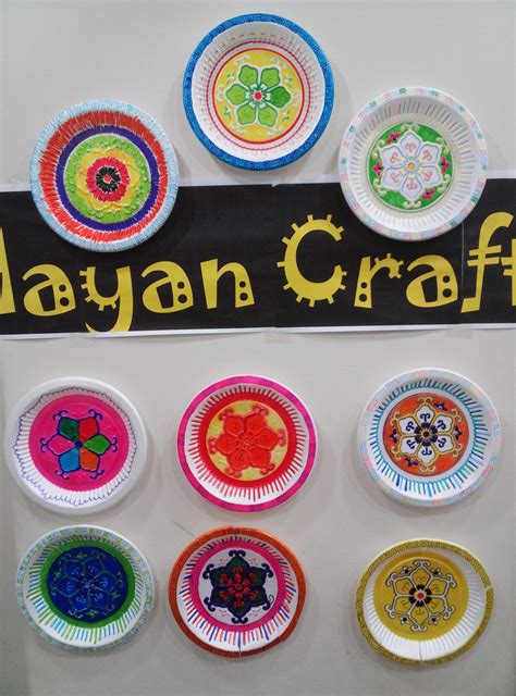 mayan crafts for mayan craft use paper or styrofoam plates and permanent