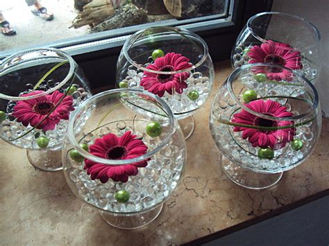 couture floral centerpieces and mariage