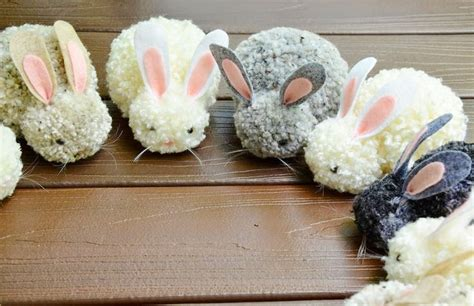 easter bunny craft projects easy easter bunny crafts