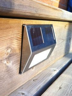 how to put lights in decking best 25 solar deck lights ideas on solar