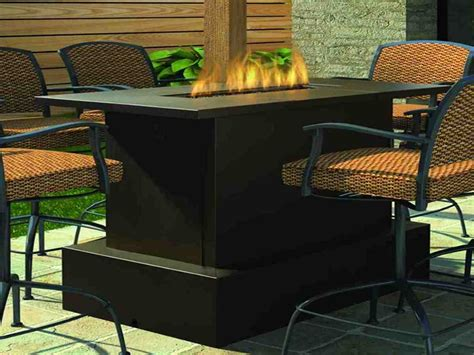 patio fireplace table pit tables woodlanddirect outdoor fireplaces patio