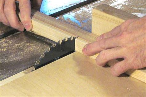 woodworking cuts wooden domino blocks