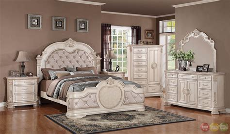 distressed white bedroom furniture unity antique traditional distressed antique white