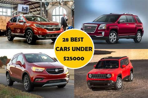 Best Cars 25000 by 28 Best Cars 25000 For 2017 2018 Cars Techie