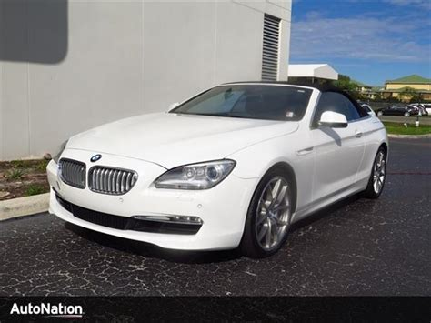 2012 Bmw 650i Convertible For Sale by 2012 Bmw 6 Series 650i Convertible For Sale Cargurus