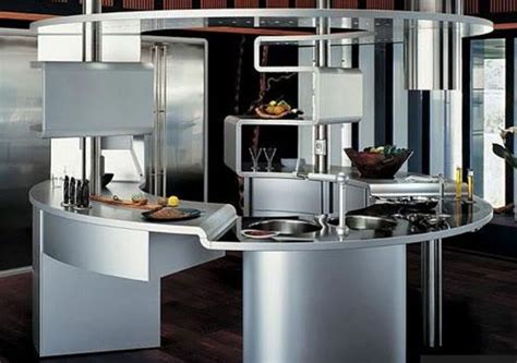 the kitchen design the important elements from futuristic kitchen designs