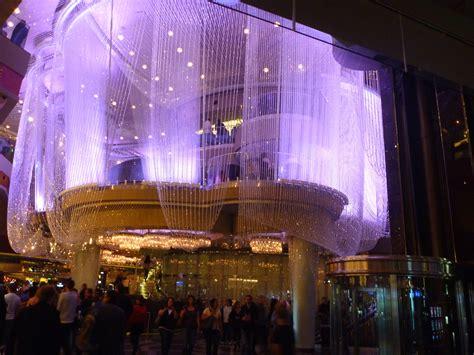 bar chandelier clear chandelier bar cosmopolitan hotel casino