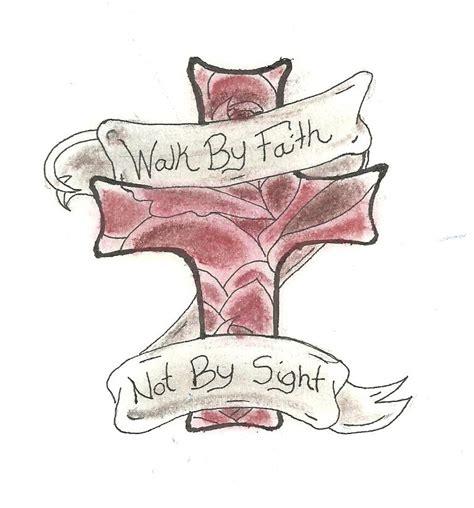 walk by faith by herwolf on deviantart