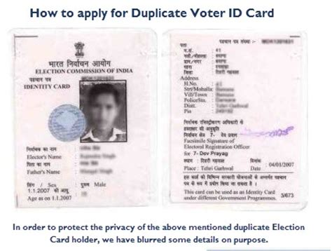 how to make voter id card voter photo id why not just a voter photo