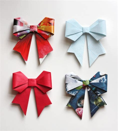 cool easy origami things 31 things to make with leftover wrapping paper page 5 of
