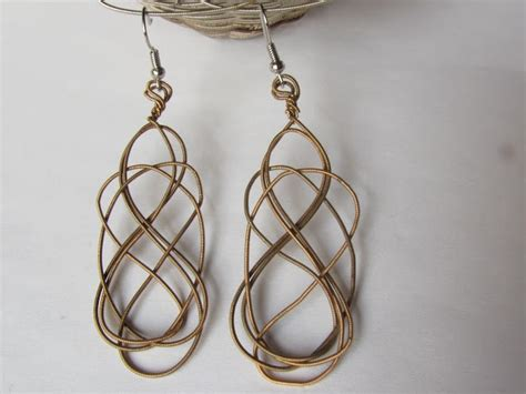 how to make jewelry out of guitar strings 17 best images about jewelry on how to