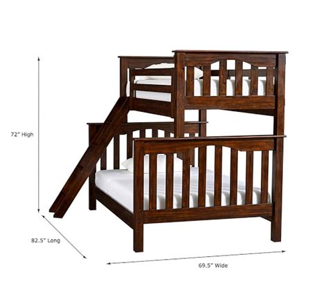 pottery barn bunk beds kendall bunk bed pottery barn