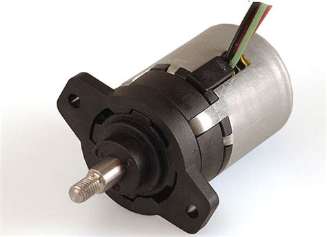 Electric Stepper Motor by Saia 174 Ual Series Linear Stepper Motors From Johnson Electric