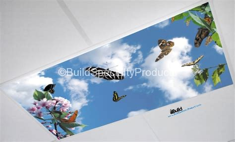 light covers fluorescent light covers skyscapes butterfly build