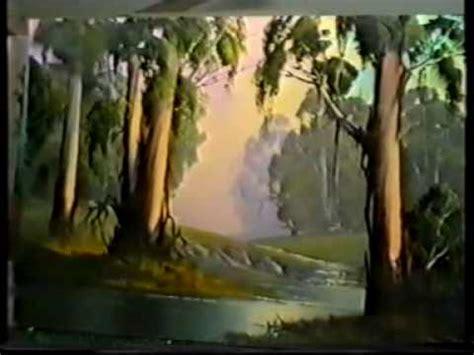bob ross painting demo paint bluegum trees andr 233 grobler