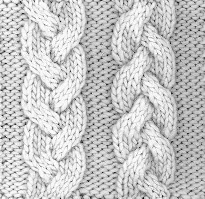 how to knit for dummies how to knit a braid cable who knew that dummies