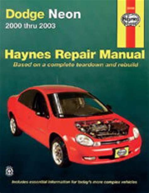 repair voice data communications 2004 dodge neon regenerative braking service manual auto repair manual online 2001 plymouth neon auto manual 1997 dodge neon