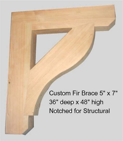 woodworking brace knee braces