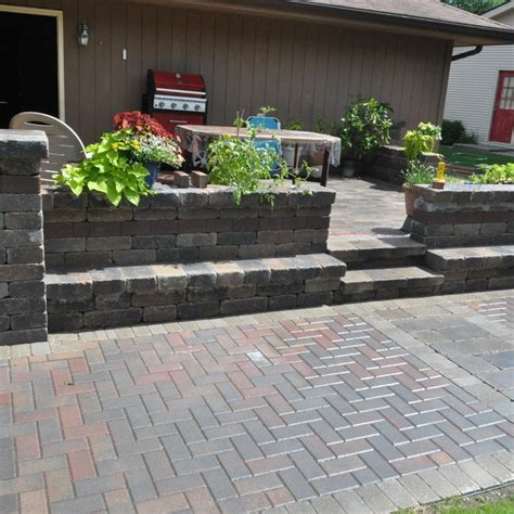 how to install pavers for a patio 2017 brick paver costs price to install brick pavers