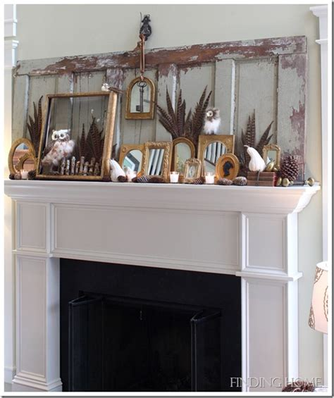 mantel ideas of decorating 5 fall mantel decorating ideas finding home farms
