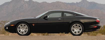 2003 jaguar xkr first drive road test review motor trend