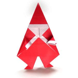 simple origami santa claus how to make a simple origami santa claus page 15