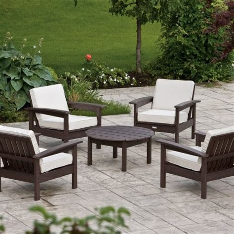 conversation sets patio furniture eon resin outdoor conversation set glc015 contemporary