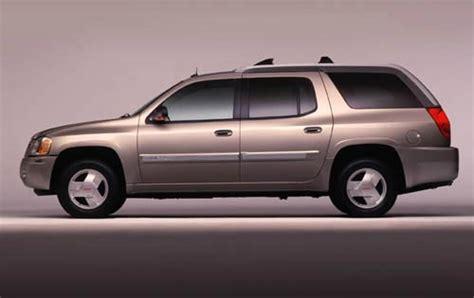 service manual auto air conditioning repair 2002 gmc envoy parking system 2003 gmc envoy pt9