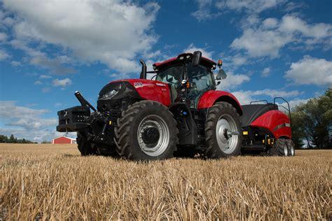 case ih optum series row crop hay forage tractors case ih