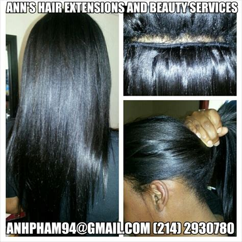 beaded braidless sew in the beaded braidless sew in cool hair styles