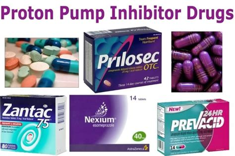 Proton Inhibitor Therapy by Unwelcome Side Effects Of The Purple Pill Proton
