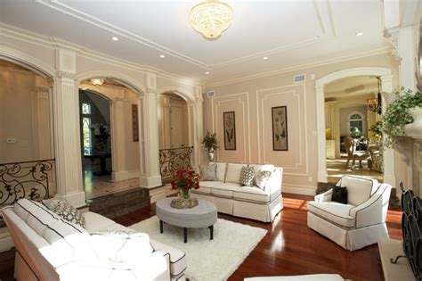 Ideas For Bathroom Window Treatments mansion in alpine nj