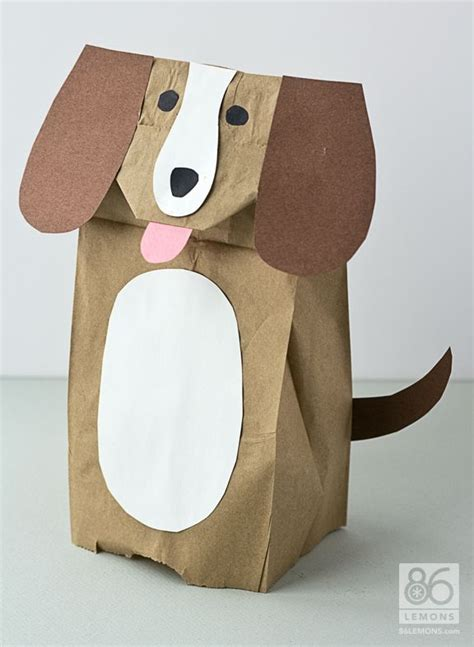 brown paper bag crafts for 25 best ideas about paper bag crafts on paper