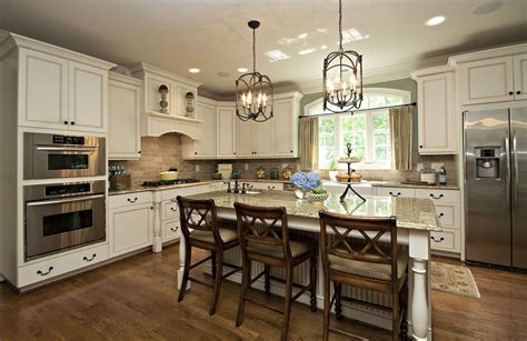 traditional kitchen lighting traditional kitchen with pendant light by driggs