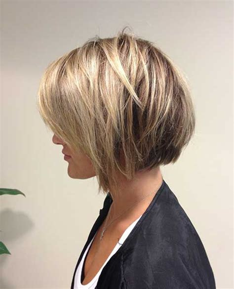 layered bob hairstyles for 50s short layered bob haircuts for women over 50