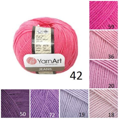 knitting supplies canada yarnart pink purple pattern yarn cotton yarn