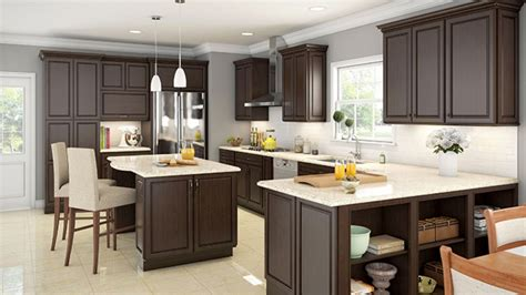 espresso kitchen cabinets kitchen cabinets rta los angeles remodeling