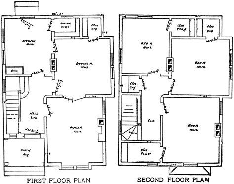 blueprints for houses free quot the baldwin quot floor plans clipart etc