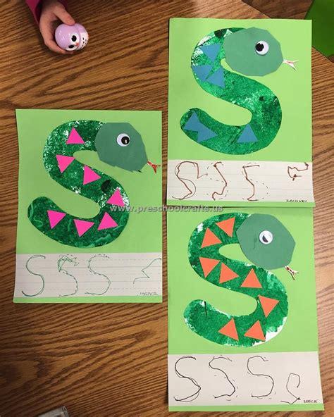 letter a crafts for letter s crafts for preschool enjoy preschool crafts