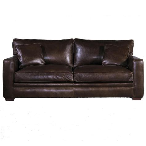 klaussner leather sofas klaussner homestead leather sofa darvin furniture sofas