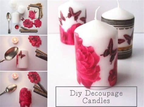 decoupage tutorial napkin decoupage metal tin cans craft tutorial beautiful