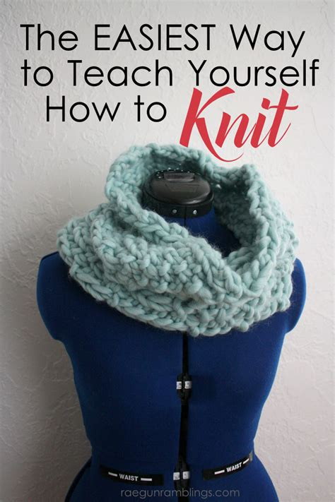teaching how to knit how to teach yourself to knit gun ramblings