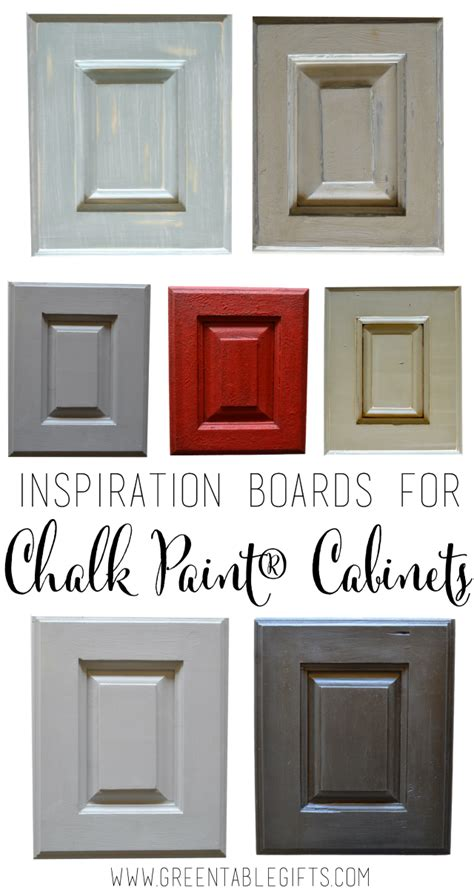 kitchen cabinets chalk paint green table mercantile six inspiration boards for chalk