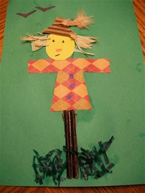 scarecrow craft for the 45 best images about scarecrow crafts on