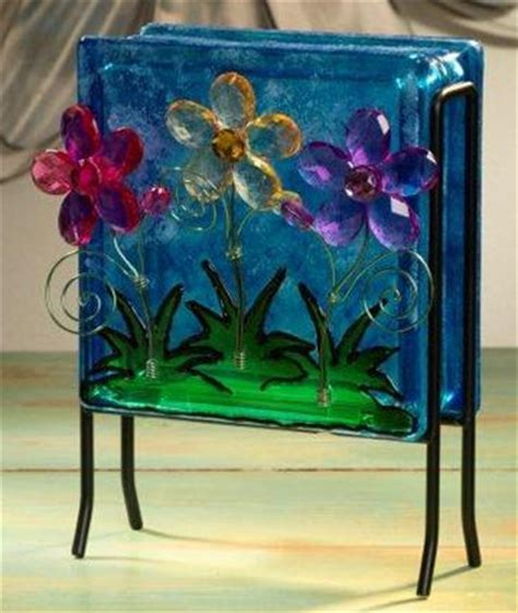 glass for craft projects ink glass block 171 bennion crafts frame