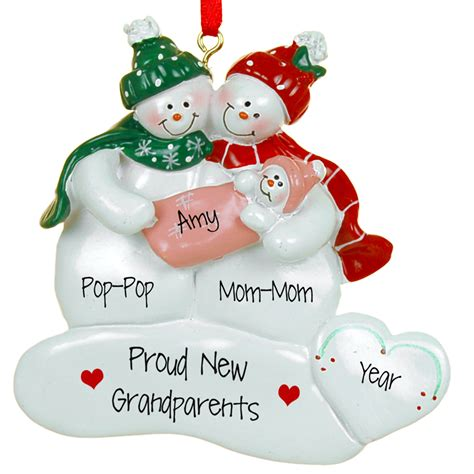 grandparents ornaments personalized grandparents ornaments 28 images