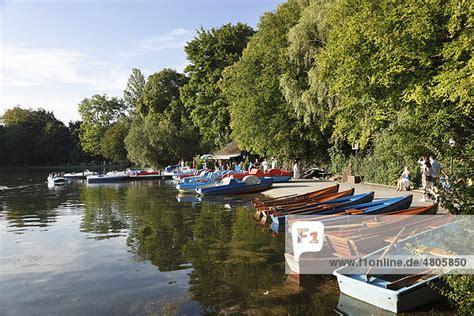 Englischer Garten München Bootsverleih by Bayern Deutschland Englischer Garten Kleinhesseloher