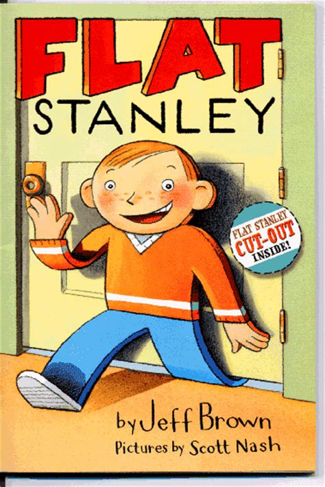 flat stanley picture book flat stanley project hits indiana