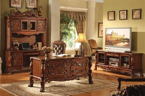 8 Pc Dining Room Set dresden traditional style home office